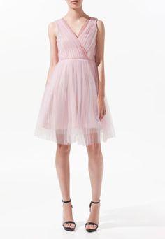 carrie bradshaw pink tulle princess dress