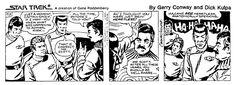 Image result for star trek comic strip