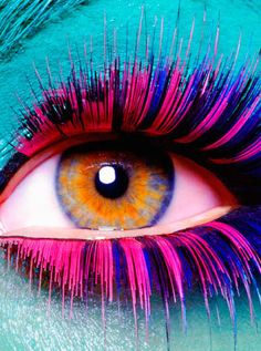 colorful creative beauty by photographer Todd Barry