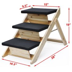 stairs and a ramp US $25.59 New in Pet Supplies, Dog Supplies, Ramps & Stairs