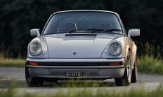 This Vintage Porsche Is the Perfect Entry Ticket Into Car Collecting. Simply cool.