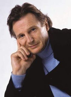 Liam Neeson. Just gets better with age.