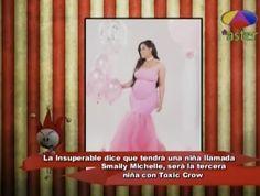 Dueños del Circo: La insuperable también sacó sus fotos para mostrar que espera un Baby.