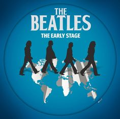 Beatles (The), The Early Stage Beatles Songs, The Beatles, Rory Gallagher, The Beach Boys, Lps, The Shirelles, The Isley Brothers, Love Me Do, She Loves You