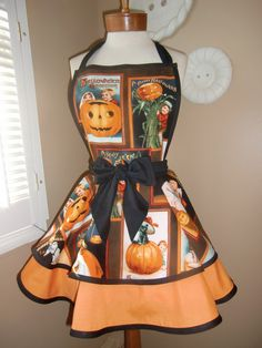 Quite possibly the cutest apron ever!