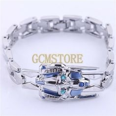 Transformers Optimus Prime Mask Logo Buckle Alloy Silver Bracelet #jewelry #jewels #jewel #gems #gemstone #stones #trendy #accessories #crystals #bracelets #earrings #rings #pendants #necklaces #charms #beads #love #fashion #style #stylish #shopping #cool #cute #amazing #fun #funny #beautiful #follow #likes #comment