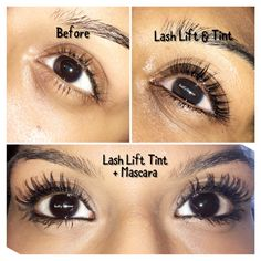 bc0a2fd05c7 LASH LIFT AND TINT- it's about a 50 minute process- where I take your