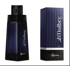 O Boticário lança Malbec Noir, uma nova versão do produto masculino mais vendido pela marca. O perfume tem uma combinação amadeirada, fresca e contrastante, com o toque marcante do acorde Unique Noir®.
