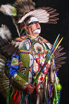 Northern Traditional Dancer by Bambi L. Dingman