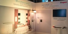 Legrand și Samsung lansează o soluție pentru camere de hotel inteligente Loft, Samsung, Bed, Furniture, Home Decor, Decoration Home, Stream Bed, Room Decor, Lofts