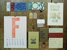 Letterpress Stationery collection by using papers . - Letterpress Stationery collection by using papers Designed, handprinted & manufactured in Vienna - ? Typography, Lettering, Paper Design, Letterpress, 9 And 10, Illustration, Stationery, Vienna, Graphic Design