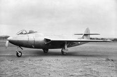 Hawker P-1052, 1st Flt 19 Nov 1948, No. Built 2