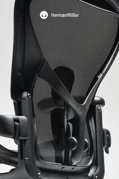 Meet the next generation of Aeron, made with ocean-bound plastic. Same design. Same comfort. Now more sustainable. Find what you need, from home office inspiration to ergonomic research and material innovation when you browse our office chairs. Comfortable Office Chair, Home Office Chairs, Ergonomic Chair, Small Office, Baby Car Seats, Innovation, Meet, Ocean, Plastic