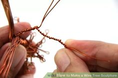 Image titled Make a Wire Tree Sculpture Step 6