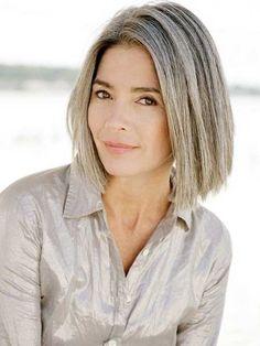 Die 436 Besten Bilder Von Graue Haare Grey Hair White Hair Und