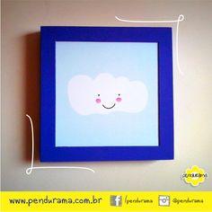 Uma belezinha nossa 'Nuvem' no tamanho 15x15cm
