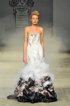 ON AURA TOUT VU Paris Mode Haute Couture PE 2012 / 2013