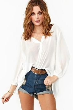 Great Divide Blouse