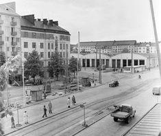 Kuvahaun tulos haulle soutustadion helsinki Helsinki, Good Old, Time Travel, Finland, Past, Street View, Architecture, Google, Historia