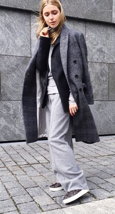 Street style star Pernille Teisbaek shares her secret tricks to stylish layering this winter