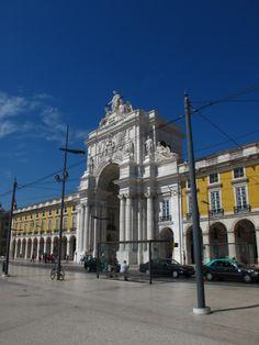 Arco da Rua Augusta (Lisboa)