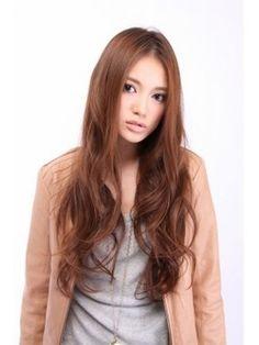 Japanese women's hair style