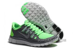 http://www.jordanaj.com/cheap-nike-free-50-v2-women-grey-neon-green.html CHEAP NIKE FREE 5.0 V2 WOMEN GREY NEON GREEN Only $75.00 , Free Shipping!
