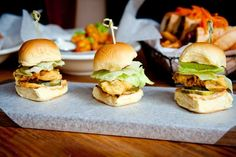 Oyster Slider Recipe - Make oyster sliders to please your next crowd #FoodRepublic