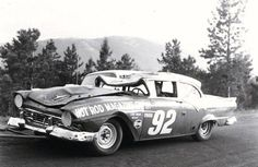 Jerry Unser in 1957