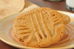 Simply Delicious Recipe: Traditional Peanut Butter Cookies