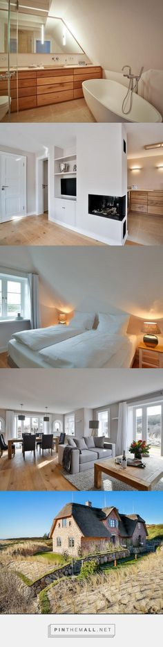 You'll want to call this home! Exquisite designed living on germany's most popular island Sylt.