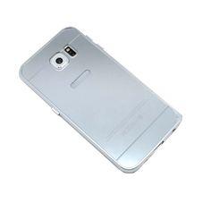 ΘΗΚΗ SAMSUNG S6 BUMPER METAL MIRROR ΑΣΗΜΙ Galaxy Phone, Samsung Galaxy, Metal Mirror, Cases
