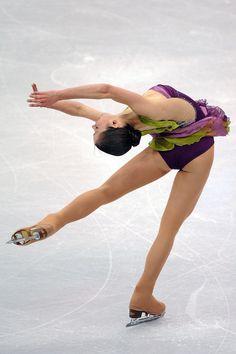 Alissa Czisny Worlds 2009, FS