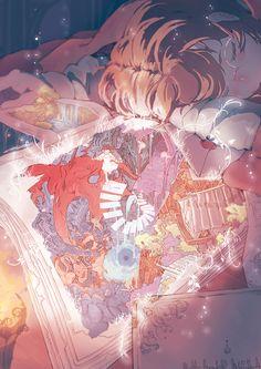 「おやすみ」/「たいそす」のイラスト [...
