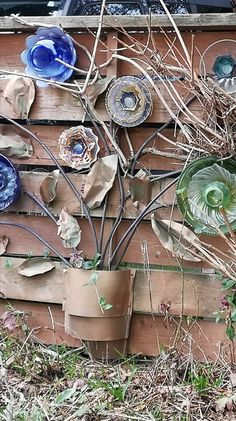 How do you balancing mental with creative? Glass Garden Art, Right Brain, Recycled Glass, Goals, Creative