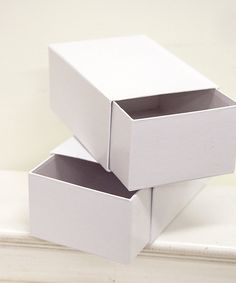 This Sliding Drawer Storage Box - Set of Two by ADORNit is perfect! #zulilyfinds