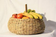 Storage Basket, Hand Woven.