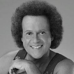 Richard Simmons, a Type 2 on the Enneagram.