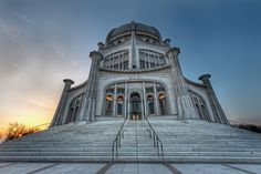 Baha'i Temple in Wilmette