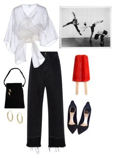 """""""pop"""" by ahessah on Polyvore featuring Rachel Comey, Armani Collezioni, Christian Dior, Rosenfeld and Mondevio"""