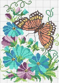 Butterflies ...: