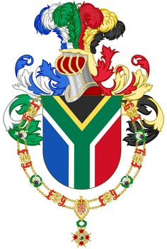 Coat of arms of Nelson Mandela