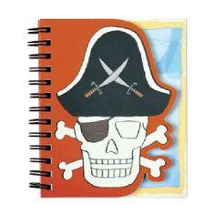 Layered Journal- Skull from Galison/Mudpuppy