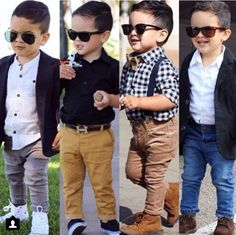 Trendy Boy Outfits, Outfits Niños, Cute Baby Boy Outfits, Toddler Boy Outfits, Toddler Boys, Kids Boys, Kids Outfits, Baby Boy Dress, Baby Boy Swag