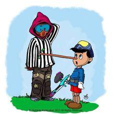 Paintball - Pinocho.