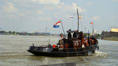 Sleepboot voor Dordrecht