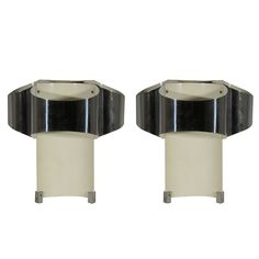 Pair of 1960s table lamps | Cabina Design Gallery