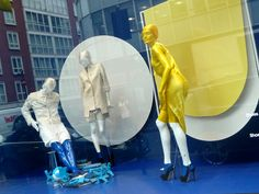 Permalink to selfridges other spring windows, the colour story for