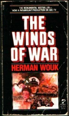 Winds of War  -- I think I've read this three times.  I remembered having liked the miniseries, but once I tried to re-watch it I found it  P-O-N-D-E-R-O-U-S in the extreme.