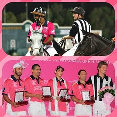 11/7/14 PinkPolo Tournament at Ghantoot Polo Club PHOTO: mahary.aln